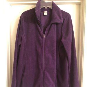 Old navy- purple maternity fleece- Medium